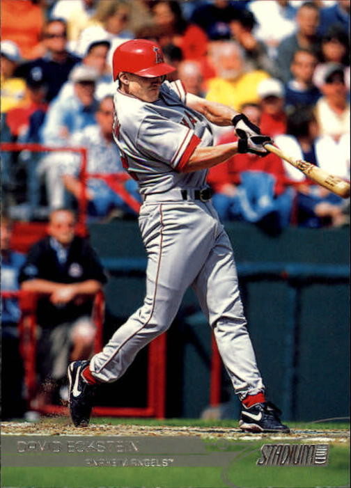 2003 Stadium Club #72 David Eckstein