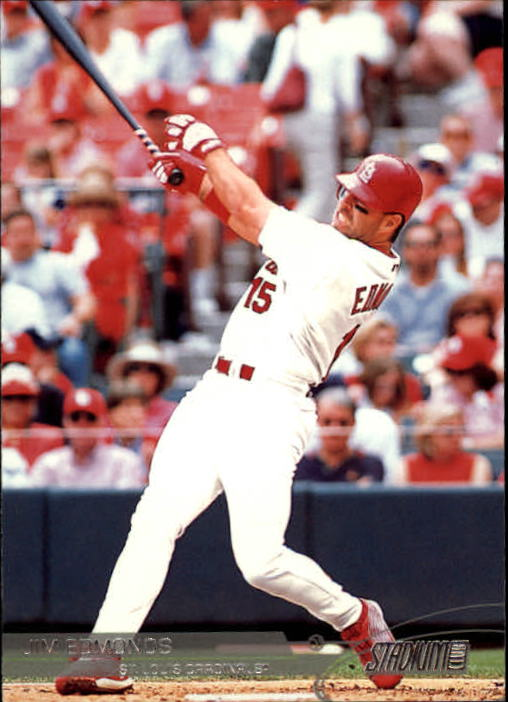 2003 Stadium Club #82 Jim Edmonds