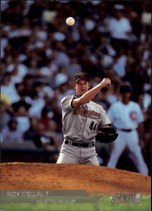 2003 Stadium Club #98 Roy Oswalt