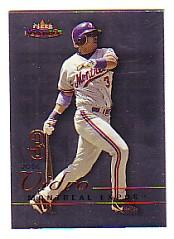 2003 Fleer Mystique #3 Jose Vidro