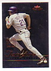 2003 Fleer Mystique #23 Mark Teixeira
