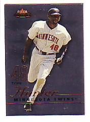 2003 Fleer Mystique #48 Torii Hunter