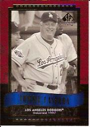 2003 SP Legendary Cuts #53 Tommy Lasorda