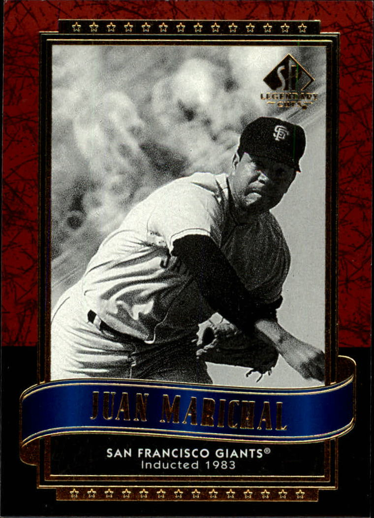2003 SP Legendary Cuts #71 Juan Marichal
