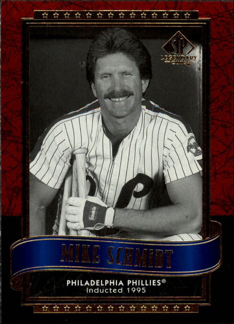 2003 SP Legendary Cuts #97 Mike Schmidt