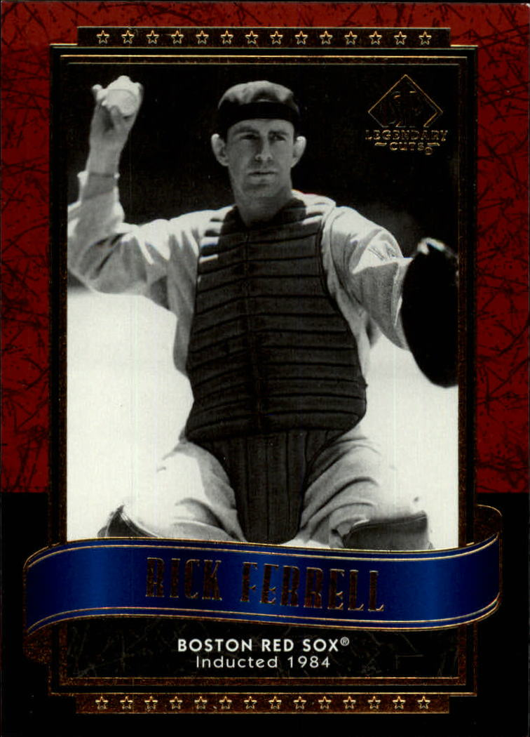 2003 SP Legendary Cuts #103 Rick Ferrell