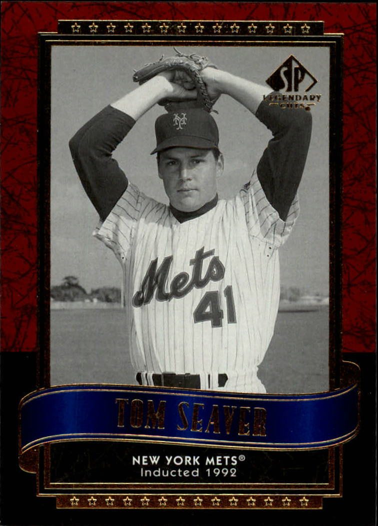 2003 SP Legendary Cuts #118 Tom Seaver