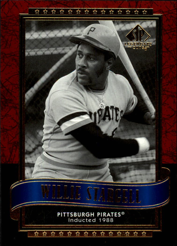 2003 SP Legendary Cuts #129 Willie Stargell