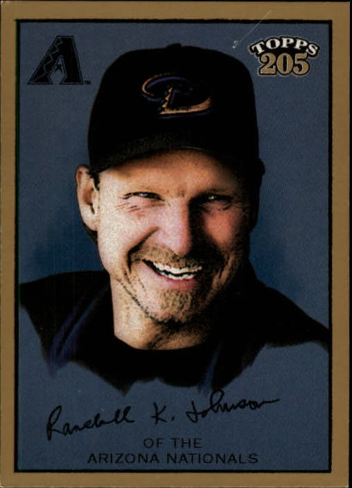 2003 Topps 205 #73 Randy Johnson