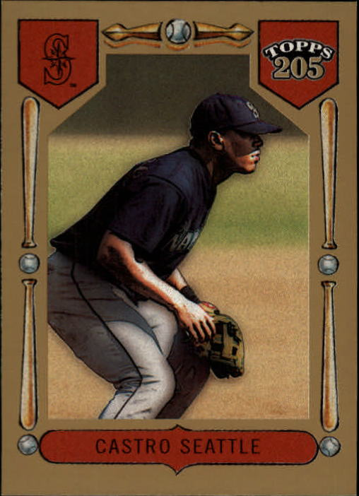 2003 Topps 205 #141 Ismael Castro FY RC