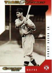 2003 Donruss Team Heroes #67 Bobby Doerr