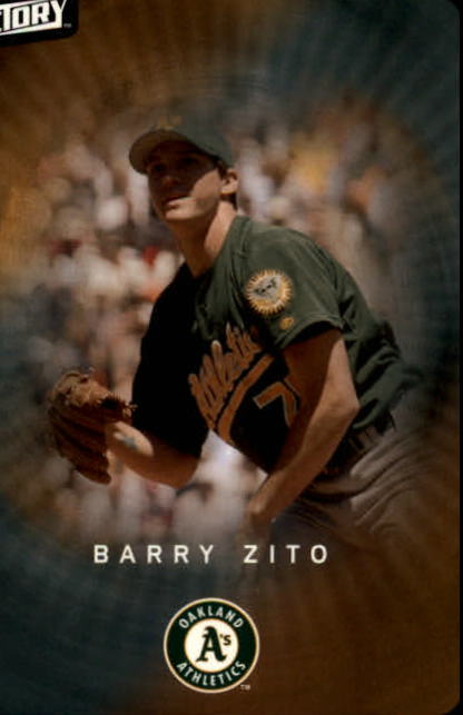 2003 Upper Deck Victory #64 Barry Zito