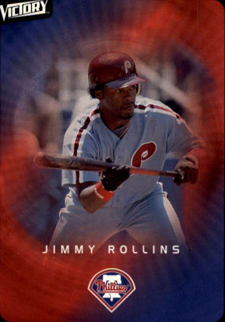 2003 Upper Deck Victory #69 Jimmy Rollins
