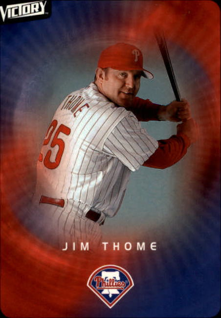 2003 Upper Deck Victory #71 Jim Thome