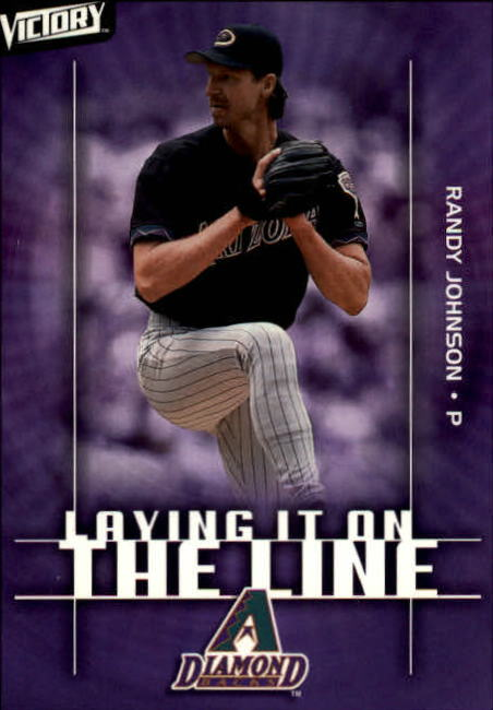 2003 Upper Deck Victory #163 Randy Johnson LL