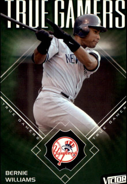 2003 Upper Deck Victory #171 Bernie Williams TG