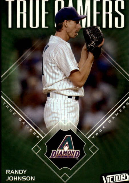 2003 Upper Deck Victory #176 Randy Johnson TG