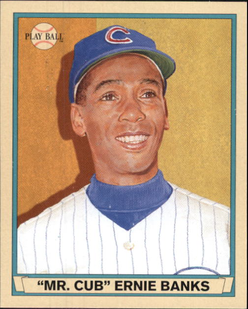 2003 Upper Deck Play Ball 1941 Series #17 Ernie Banks