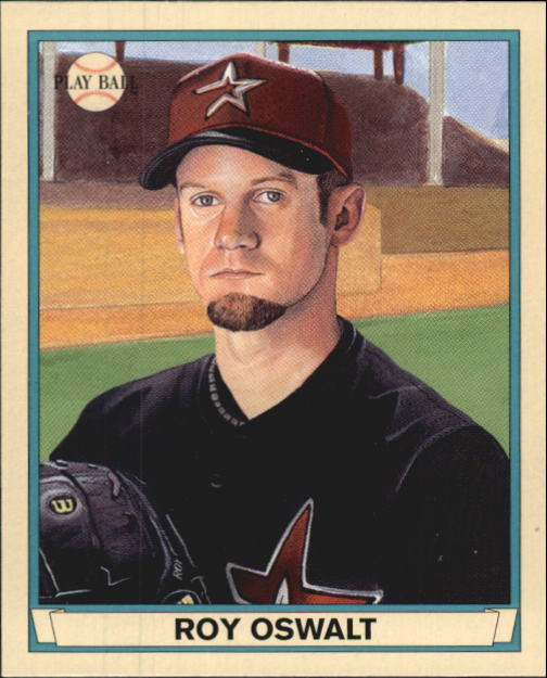 2003 Upper Deck Play Ball 1941 Series #26 Roy Oswalt