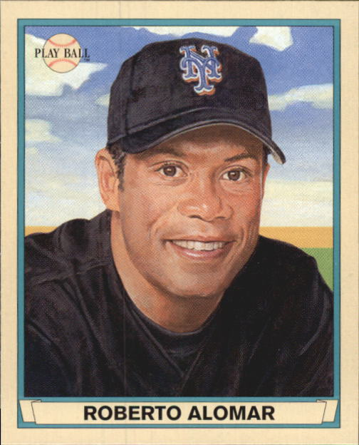 2003 Upper Deck Play Ball 1941 Series #38 Roberto Alomar