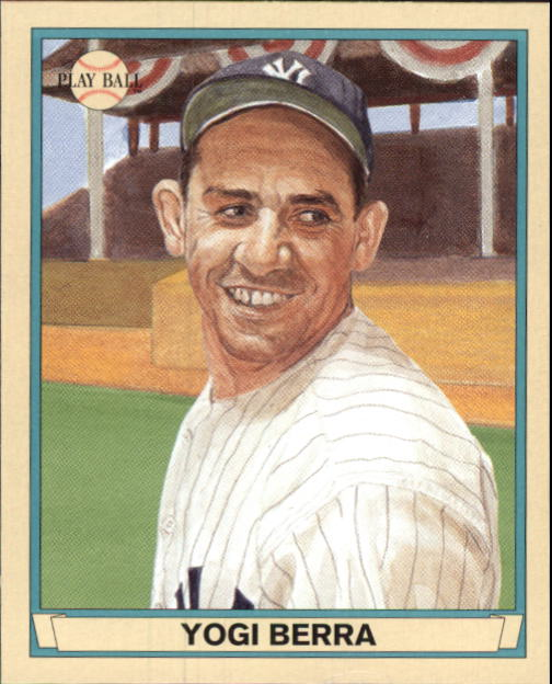 2003 Upper Deck Play Ball 1941 Series #42 Yogi Berra