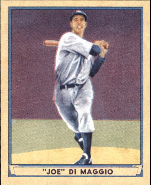 2003 Upper Deck Play Ball 1941 Reprints #R3 Joe DiMaggio