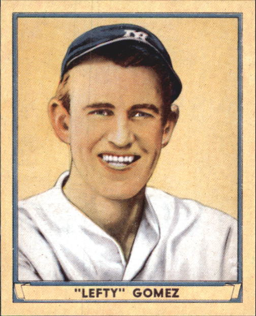 2003 Upper Deck Play Ball 1941 Reprints #R4 Lefty Gomez