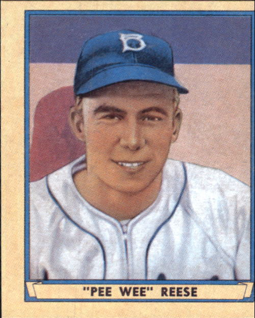 2003 Upper Deck Play Ball 1941 Reprints #R6 Pee Wee Reese front image