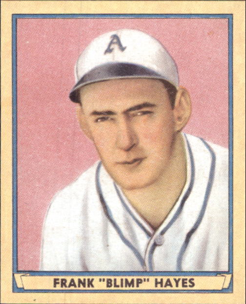 2003 Upper Deck Play Ball 1941 Reprints #R12 Frank Hayes