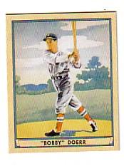 2003 Upper Deck Play Ball 1941 Reprints #R24 Bobby Doerr
