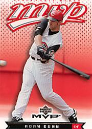 2003 Upper Deck MVP #52 Adam Dunn