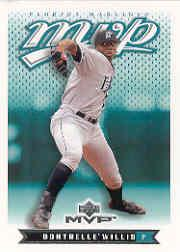 2003 Upper Deck MVP #257 Dontrelle Willis