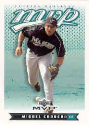 2003 Upper Deck MVP #267 Miguel Cabrera