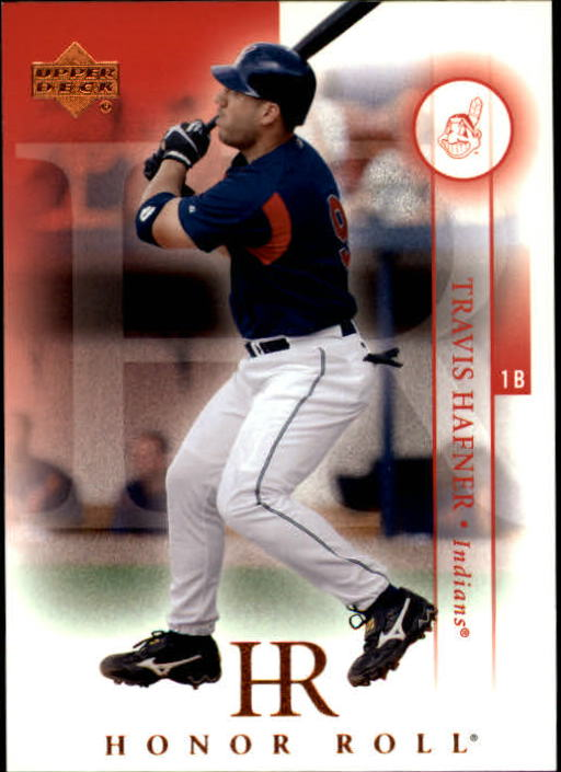 2003 Upper Deck Honor Roll #129 Travis Hafner