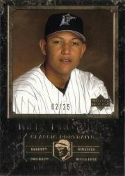 2003 Upper Deck Classic Portraits Gold #187 Miguel Cabrera MP