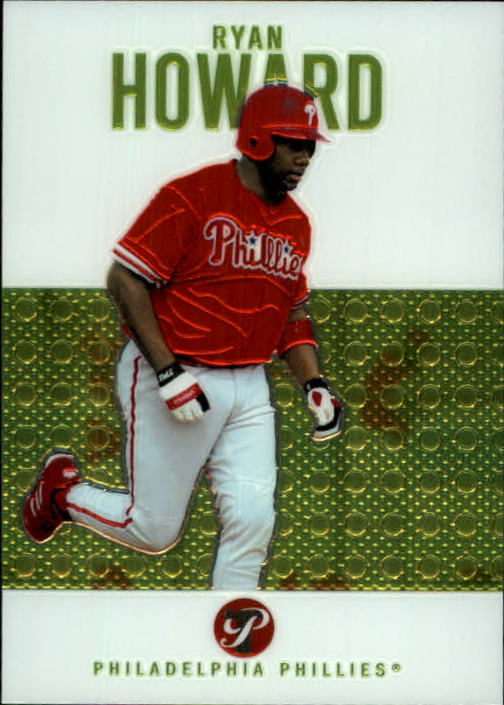 2003 Topps Pristine #188 Ryan Howard C RC