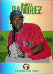 2003 Topps Pristine Refractors #158 Hanley Ramirez C