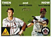2003 Topps Heritage Then and Now #TN5 S.Musial/G.Anderson