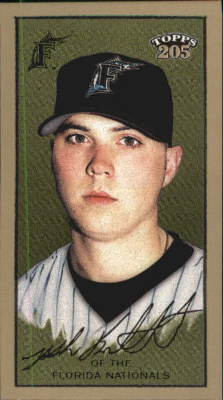 2003 Topps 205 Brooklyn #28 Josh Beckett C