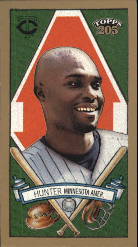 2003 Topps 205 Brooklyn #56 Torii Hunter C