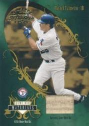 2003 Timeless Treasures Home Run #5 Rafael Palmeiro HR 425 Bat