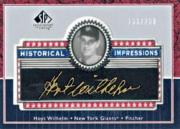 2003 SP Legendary Cuts Historical Impressions Gold 200 #HO Hoyt Wilhelm