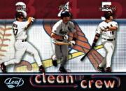 2003 Leaf Clean Up Crew #7 Rolen/Pujols/Edmonds