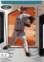 2003 Hot Prospects #15 Josh Beckett