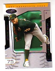 2003 Hot Prospects #79 Barry Zito