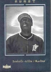 2003 Fleer Avant Black and White #88 Dontrelle Willis ROO