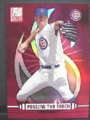 2003 Donruss Elite Passing the Torch #6 Mark Prior