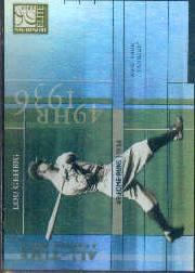 2003 Donruss Elite All-Time Career Best #4 Lou Gehrig