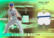 2003 Donruss Elite Back to the Future Threads #11 Kerry Wood/Mark Prior