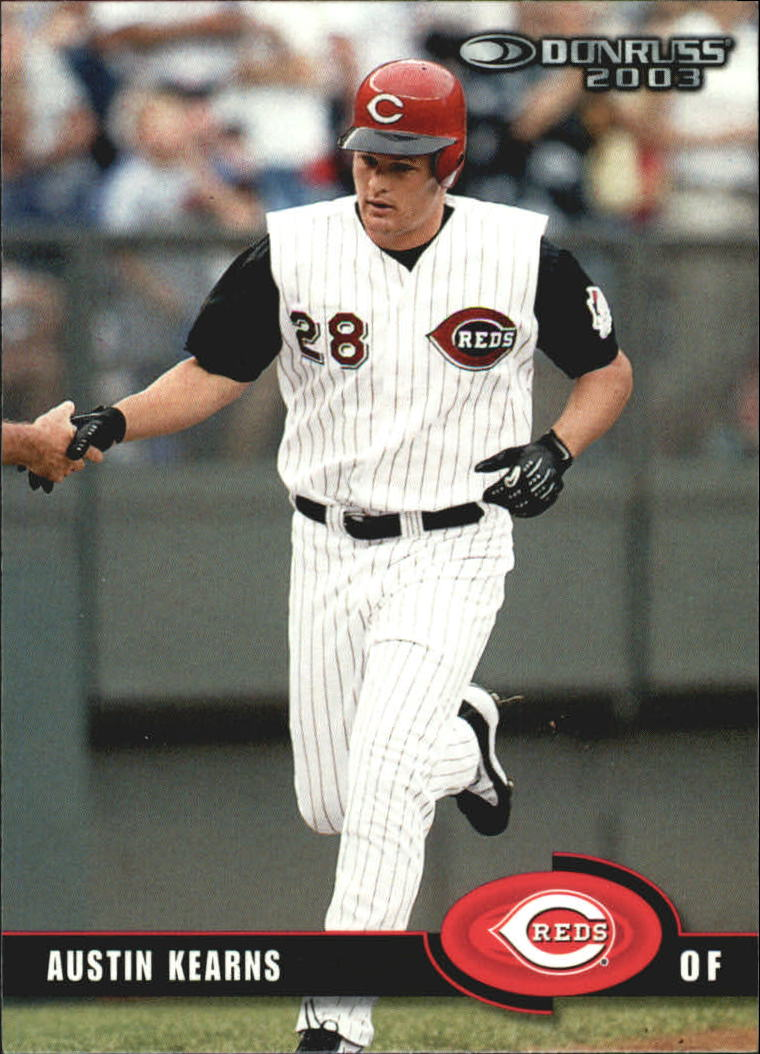 2003 Donruss #264 Austin Kearns